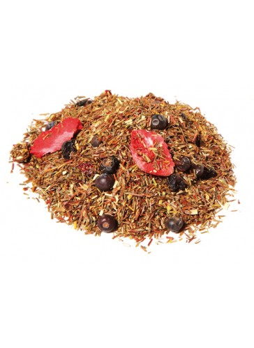 Rooibos bio & Fruits rouges - Vie Sauvage