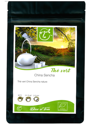 Thé vert bio - China Sencha