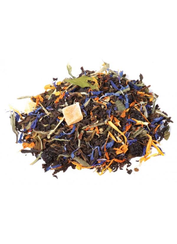 Thé noir bio - L'Ile aux Trésors - Fruits exotiques